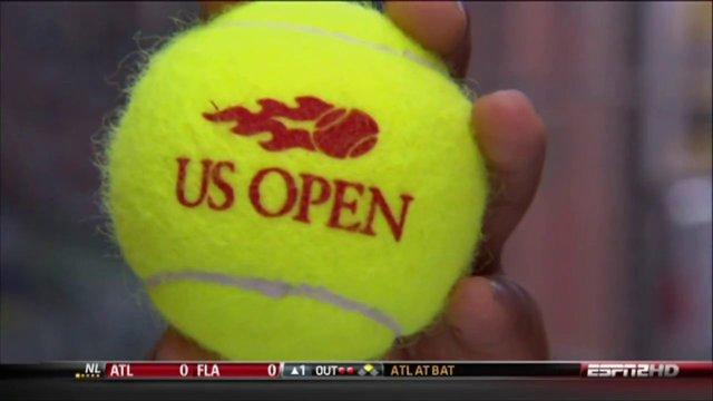 US Tennis Opening Night Ceremony
