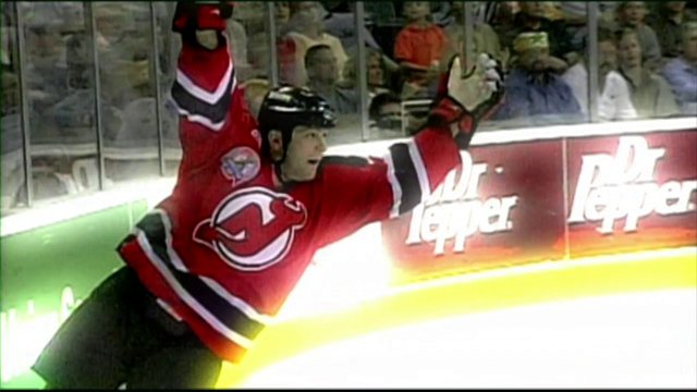Jim Nantz - New Jersey Devils