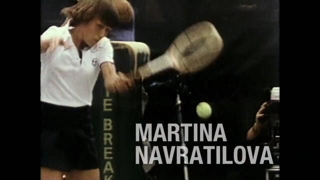 Martina Narvratilova