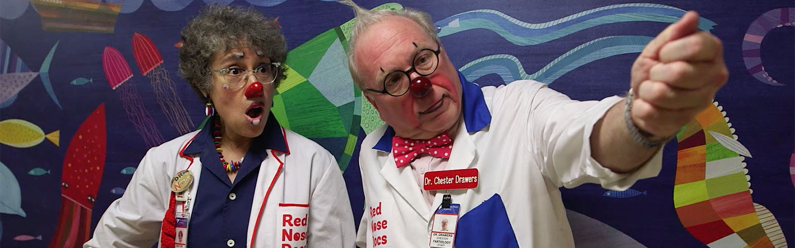 Healthy Humor Clowns at Yale-New Haven Children's Hospital
