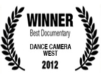 Winner - Dance Camera West