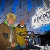 Ron & Jim at PEPCITY